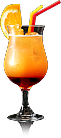 Drink tequilla sunrise